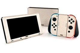 TOAST - Real Wood, Self-Adhesive Cover for Nintendo Switch - Ash - $83.17