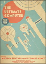 Star Trek The Original Series The Ultimate Computer Episode Poster Image Magnet - $4.99