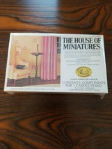 The House Of Miniatures Sealed Queen Anne Candle Stand. No. 40013 - $14.80