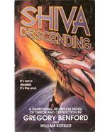 Shiva Descending by Gregory Benford and William Rotsler 0812516907 - $3.00