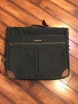 Vintage Samsonite Antero II Forest Green Valet Garment Bag NEW - $1.514,36 MXN
