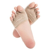 Five-finger Cotton Sports Socks Soft Non-slip New Design Yoga Socks #33 - $10.44