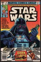 Star Wars #35 SIGNED Jim Shooter Luke Skywalker Darth Vader Classic Cove... - $29.69