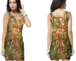 Psychedelic eyes dmt bodycon for women thumb155 crop