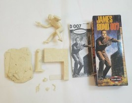 Polar Lights James Bond Model Kit #5035 - Open Box & Started - $44.55