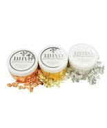 Nuvo Gilding Flakes - Radiant Gold, Silver Bullion & Sunkissed Copper - ... - $510,49 MXN