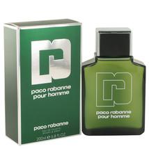 Paco Rabanne Pour Homme Cologne 6.8 Oz Eau De Toilette Spray image 5