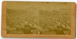 San Francisco California Birdseye View Stereoview Photo Card   - $12.95