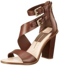 Dolce Vita Women's Oriana Dress Sandal Brown 10 M US - $49.01