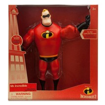 """Disney Store Mr. Incredible Light-Up Talking 12"""" Action Figure Incredibles 2 New - $44.50"""