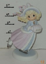 2002 Precious Moments Enesco May Your Holidays Sparkle With Joy Figurine... - $46.75