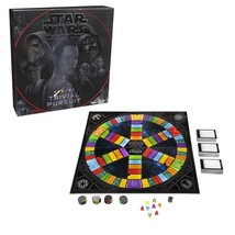 Trivial Pursuit Star Wars The Black Series Edition Family Fun Great Fans... - $44.86