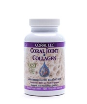 CORAL LLC Coral Joint & Collagen Support 120 Piece, 0.02 Pound - $96.99