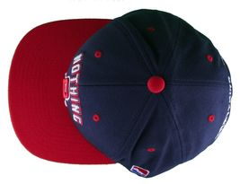 DGK Sporco Ghetto Bambini Navy Rosso Nothing To 2 Perdere Snapback Baseball Nwt image 5