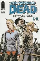 Walking Dead Surviors Guide #2 NM- 2011 Image Comics Robert Kirkman C to... - $3.75
