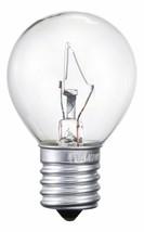 Philips 415414 Hi-Intensity 40-Watt S11 Intermediate Base Light Bulb - $9.33