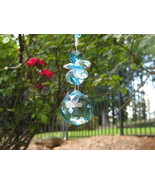 Haunted Angels of the Blue Ray Archangel Micheal Sun catcher - $111.11