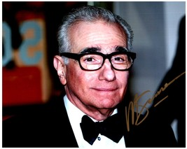 MARTIN SCORSESE Signed Autographed 8X10 Photo w/ Certificate of Authenticity 362 - $45.00