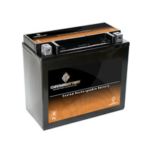 YTX20L-BS Motorcycle Battery for YAMAHA XV17AT Road Star, Silverado (200... - $56.01