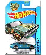 Hot Wheels - Nissan Skyline 2000GT-R: HW City '14 - Night Burnerz #23/25... - $3.25