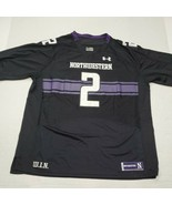 NWOT Northwestern Wildcats Under Armour #2 Football Jersey 2XL New Witho... - $69.29