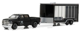 1:64 GreenLight *HITCH & TOW 13 GRAVEYARD CARZ Black RAM 2500 & Display ... - $28.99