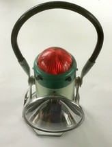 Vintage 1950's-1960's Empire The Metal Ware Co. Lantern Lamp Light 6 Vol... - $47.40