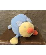 Neurosmith PIG Crib ACTIVITY TOY PLUSH Velour Rattle Jingle Squeak MIRRO... - $24.06