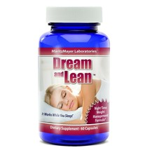 Dream and Lean Weight Loss All Natural Safe Sleep Aid Supplement 1 Bottle - $9.99