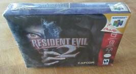 Resident Evil 2 (Nintendo 64, 1999) - $197.99