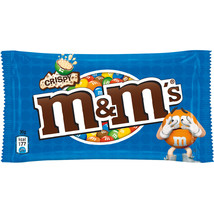M&M's Crispy -MADE IN GERMANY  - Pack of 2 (2 x 36g) FREE SHIPPING - $6.92