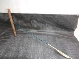 Old Vtg THE PERFECT SHOT Bow Arrow HUNTER ARTWORK Art Mancave Decor Hunting - $29.69