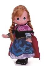 Precious Moments Disney Classic Anna Frozen Doll Linda Rick The Doll Mak... - $46.71