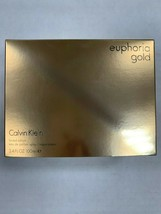 Euphoria Gold by Calvin Klein 3.3 3.4oz 100ml EDP Spray for women - $69.99