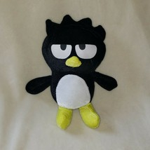 "Badtz Maru Stuffed Plush Sanrio Black Penguin Bird Doll 9"" - $29.69"