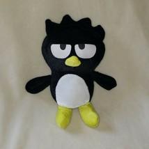 "Badtz Maru Stuffed Plush Sanrio Black Penguin Bird Doll 9"" - $29.69"
