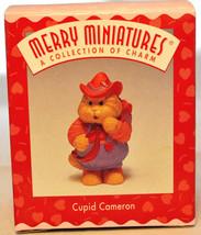 Hallmark - Cupid Cameron - Merry Miniature Collection 1997 - Valentine - $7.99
