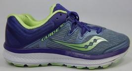 Saucony Guide ISO Size 7.5 M (B) EU: 38.5 Women's Running Shoes Purple S10415-1