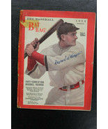 1924 The Baseball Bat Bag Book / Magazine 96 Pages - $58.41