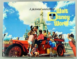 Walt Disney World Magic Kingdom 1972 Pictorial Souvenir Booklet - $14.00