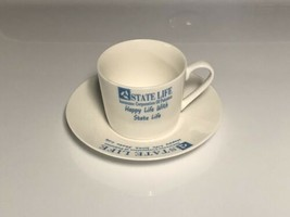 State Life Insurance Corporation Of Pakistan Teacup and Saucer Set - $30.00
