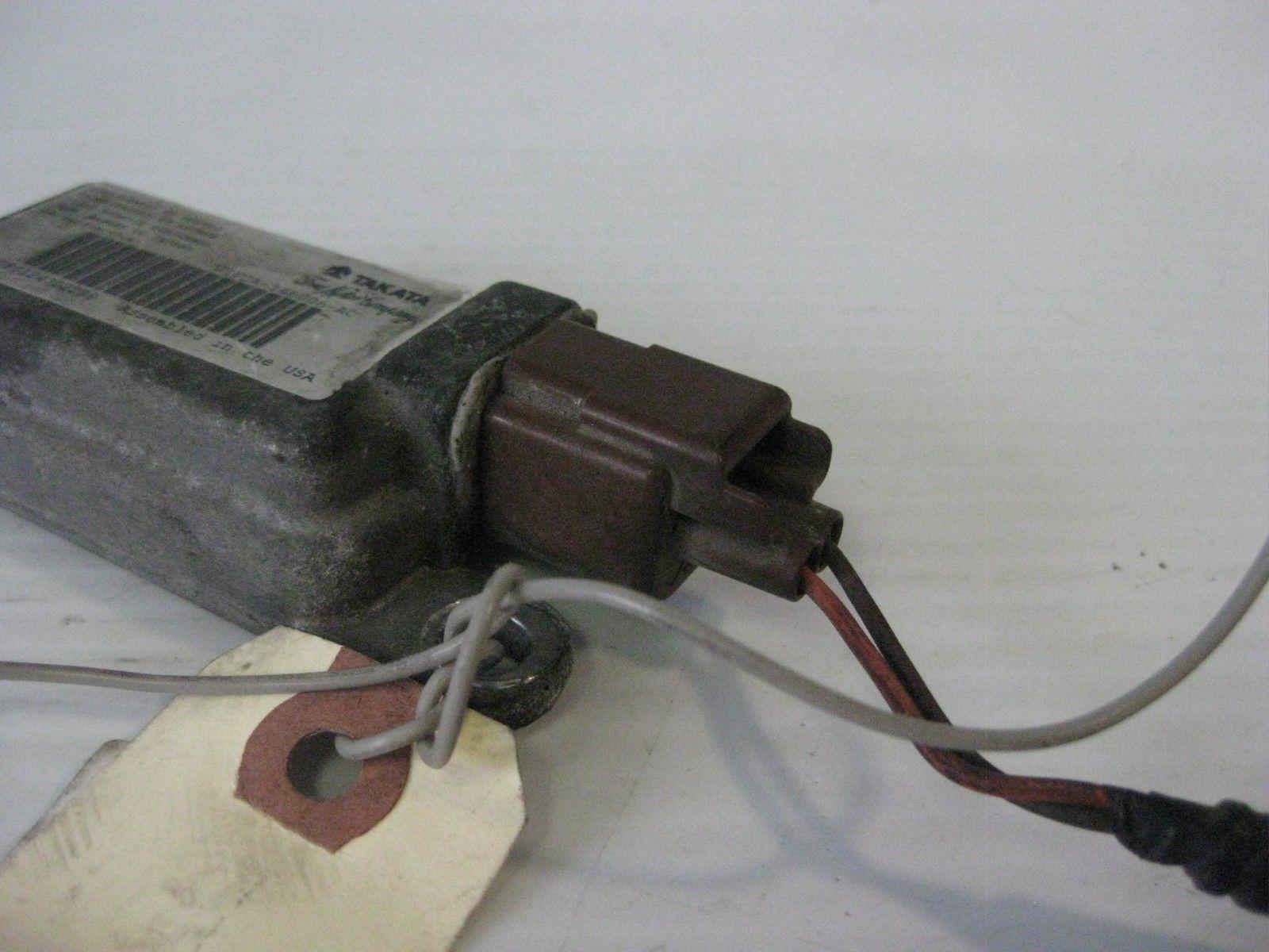 Ford Windstar 2002 Air Bag Crash Sensor OEM 1F2A14B006AC