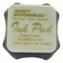 Marvy Matchables Raised Ink Pad, Deep Lilic