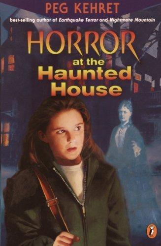 Horror at the Haunted House Kehret, Peg