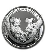 2011 Australia 10 oz Silver Koala BU - $500.00