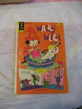 WACKY WITCH #16 fair to good condition 1974 comic book - $2.99