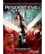 Resident Evil: Apocalypse (DVD, 2004, 2-Disc Set, Special Edition) Pre-o... - $6.92