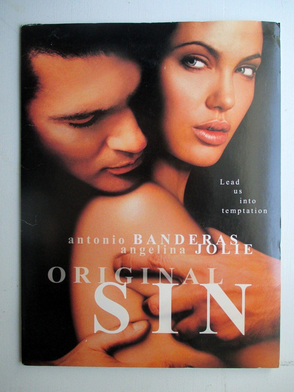 Angelina Jolie Original Sin original sin press kit angelina jolie and 50 similar items
