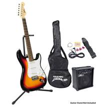 Beginner Electric Guitar Package - Sun Burst - $181.28