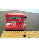 Barbie Doll vintage Mattel 1980s Wind-up Sewing Machine with sound and m... - $6.95